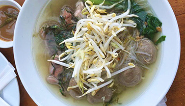 Try a new healthy taste of Beef noodle