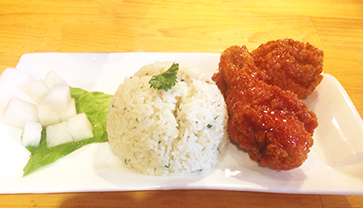 Korean Super Spicy Chicken Available at BBQ Chicken Cambodia Now