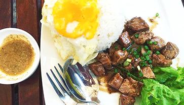 Lok Lak Rice