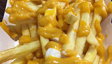 Let's Try Cheesy French Fries at KFC