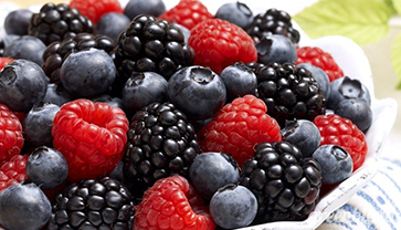 3 Health Benefits of Berries