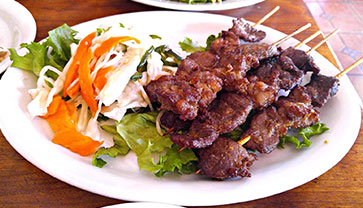 Top 5 cheap delicious food to eat in Phnom Penh