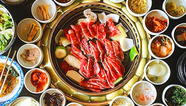 Dining in Korean Style with Gogi Korean BBQ