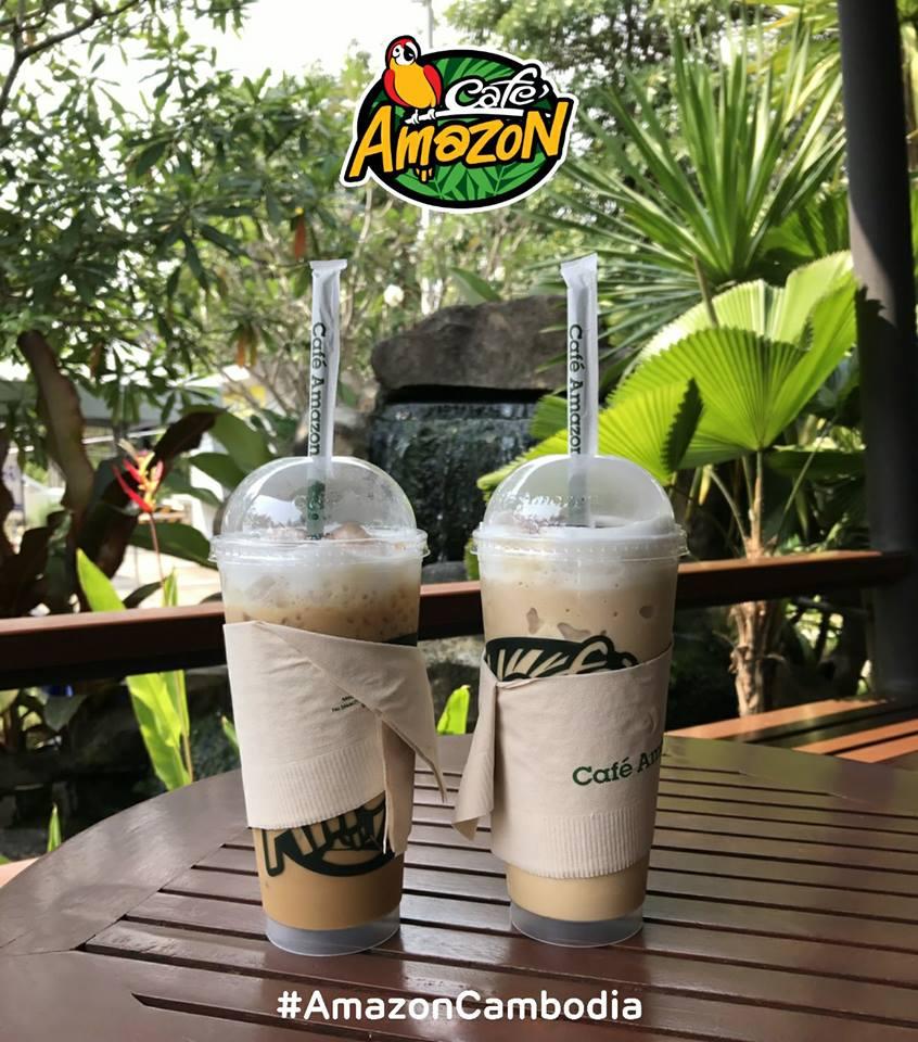 Amazon Coffee