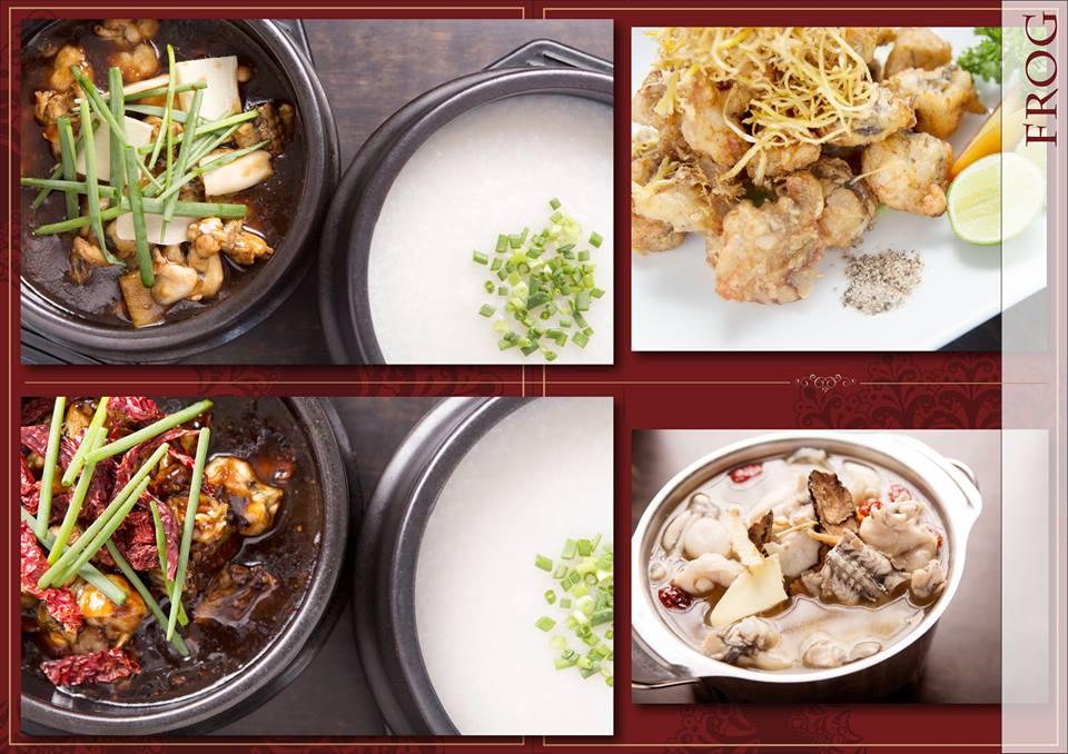porridge Manzhu