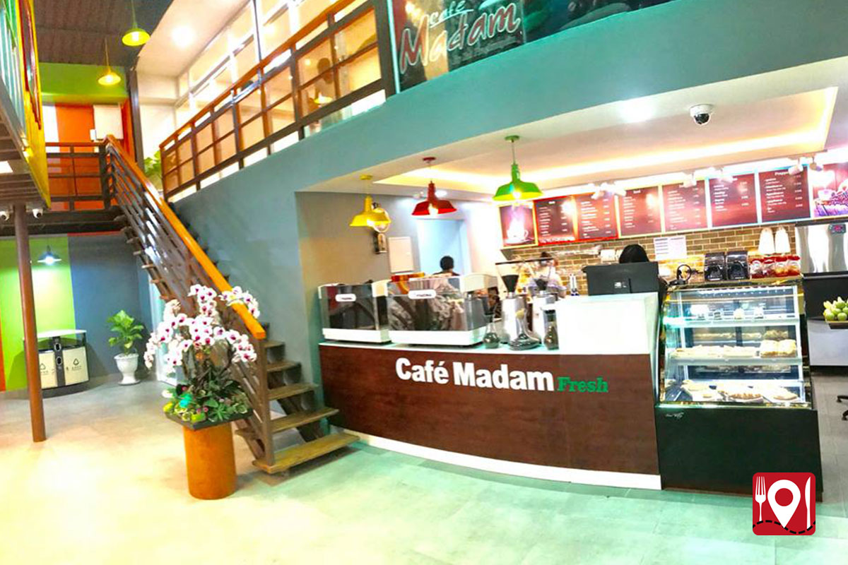 Café Madam Fresh 310
