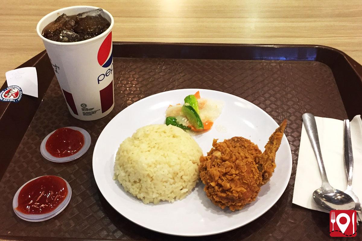 KFC sonthomok