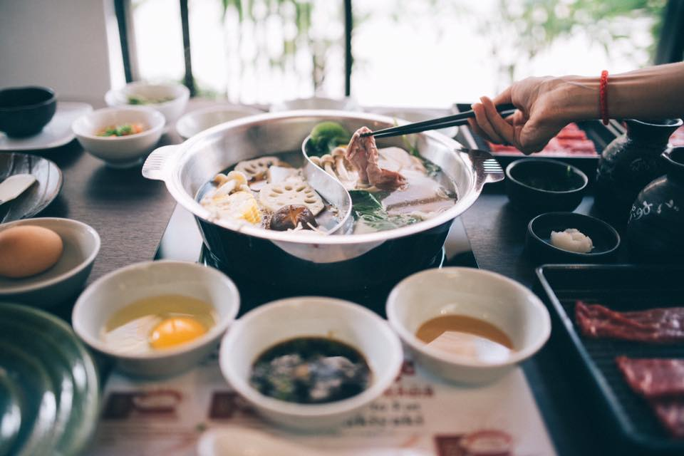 Mo-Mo-Paradise, A Place Where You Can Find Traditional Japanese Soup