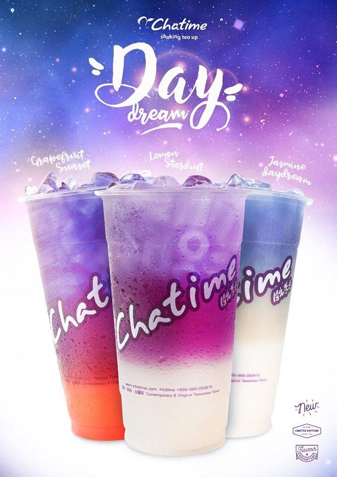 NEW! Taste of Chatime Daytime