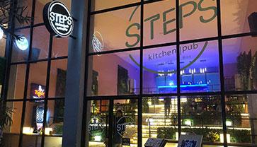 តោះ! ទៅដាច់យប់ជាមួយ STEPS Kitchen & Pub