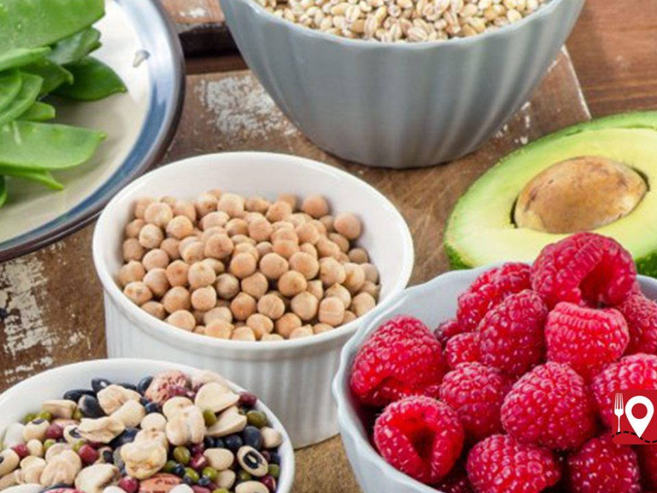 Top Fibre Rich Food to Improve Digestion