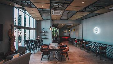 Café Inn, A New Coffee Shop in Town