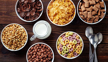 Why You Shouldn't Eat Cereal for Breakfast