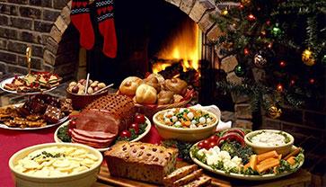 Top 5 British Christmas Food