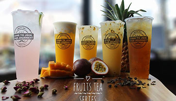 Grab Your Favorite Drink Now at Who's Tea