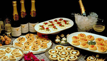 5 Perfect Food for a New Year's Party