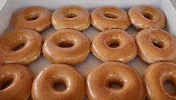 Get A Free Gift from Krispy Kreme