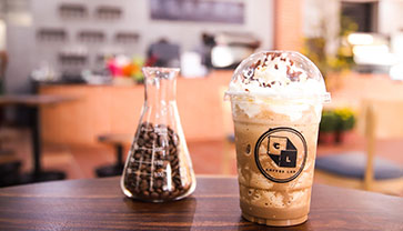Taste These Amazing Drinks at  Coffee Lab KH