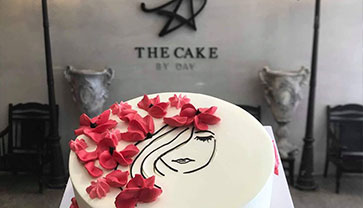 Get beautiful and Fresh Cake at The Cake by Dav to Celebrate Your Birthday